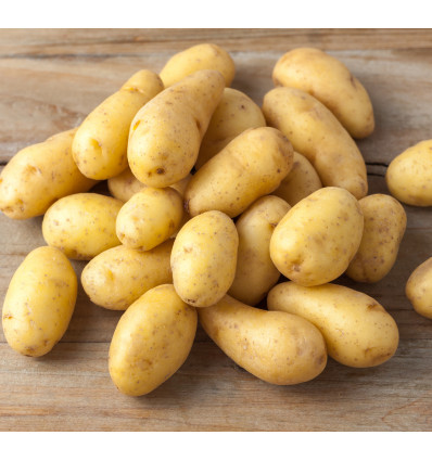 Aspargeskartofler nyopgravede 1 kg