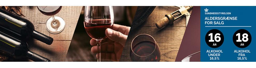 Vin lokalt produceret